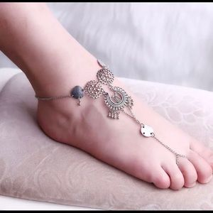 Jewelry - Bohemian Anklet Barefoot Sandal Anklet